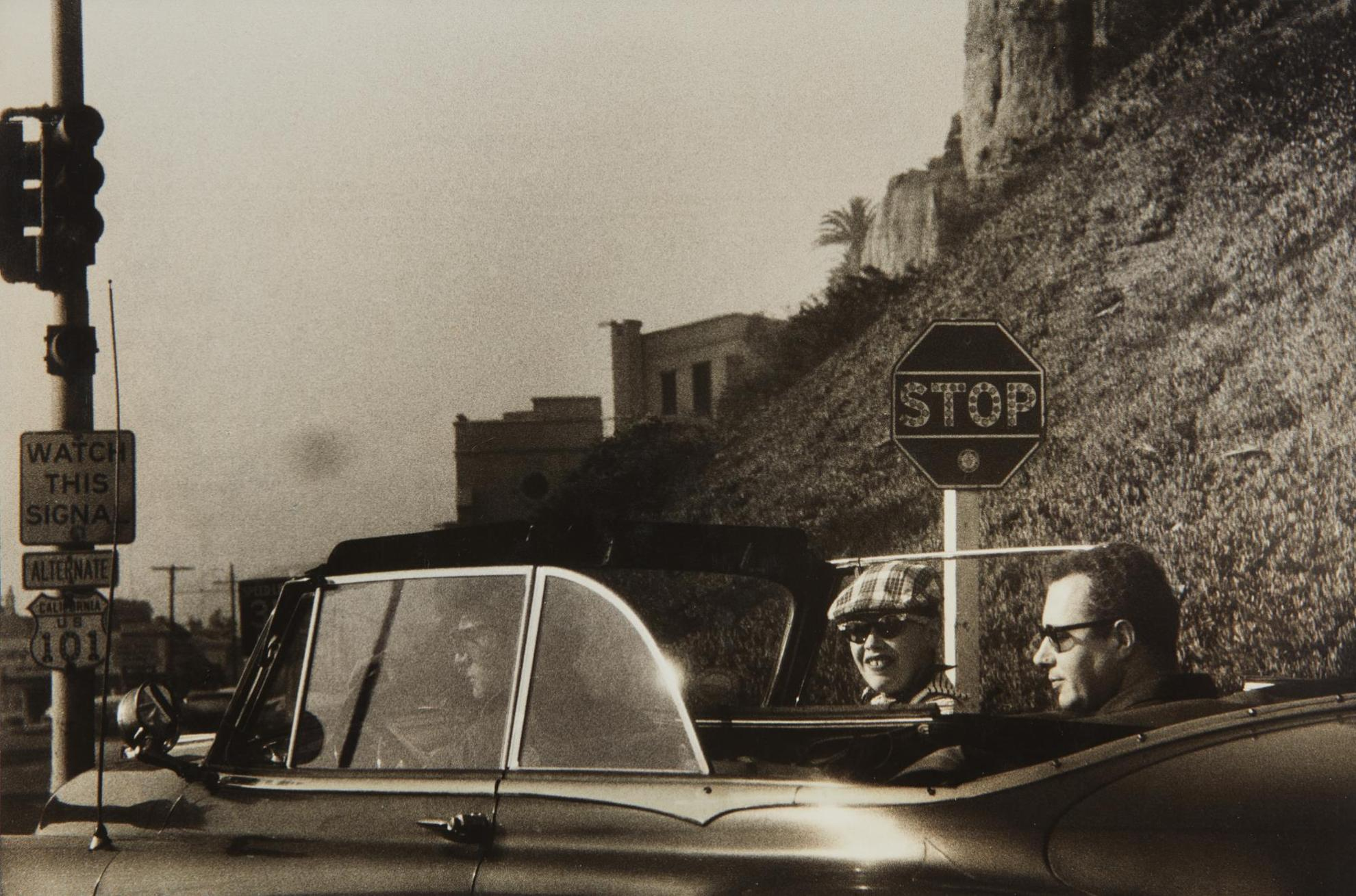 Garry Winogrand-Los Angeles-1960