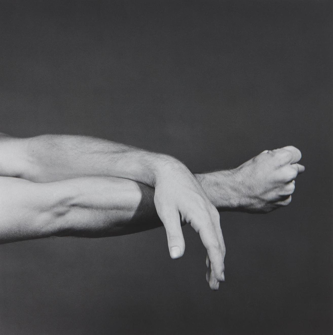 Robert Mapplethorpe-Nyc Contemporary Ballet-1980
