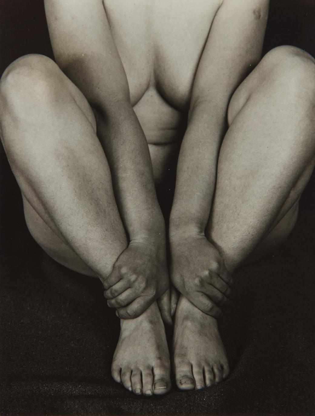Edward Weston-Nude-1933