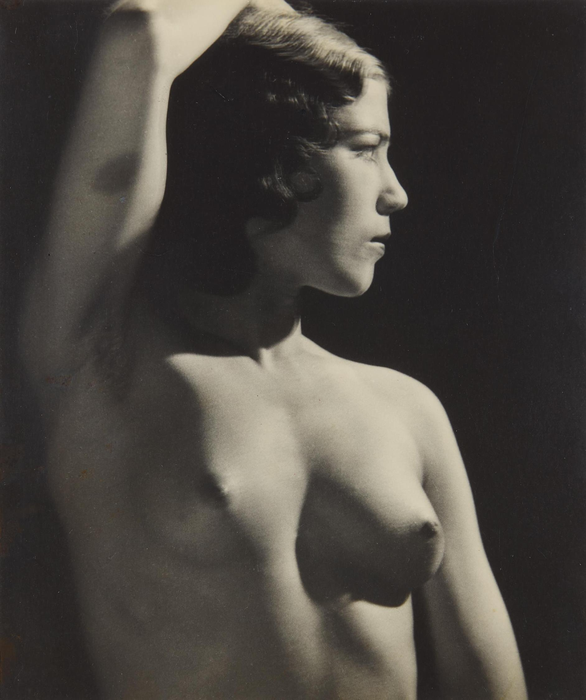 Man Ray-Nude With Raised Arm-1926