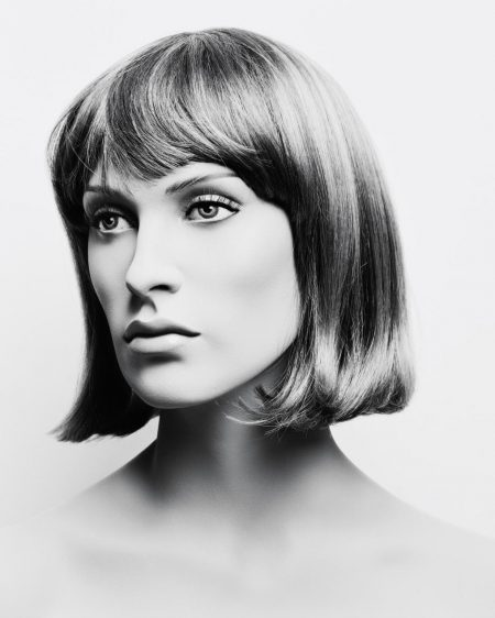 Valerie Belin-Untitled #03010911 From Mannequins-2003