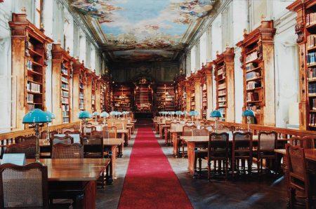 Candida Hofer-Nationalbibliothek Wien I-1995