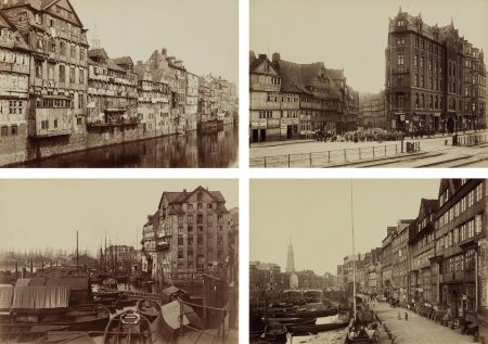 G. Koppman & Co. - Selected Images Of Hamburg-1884