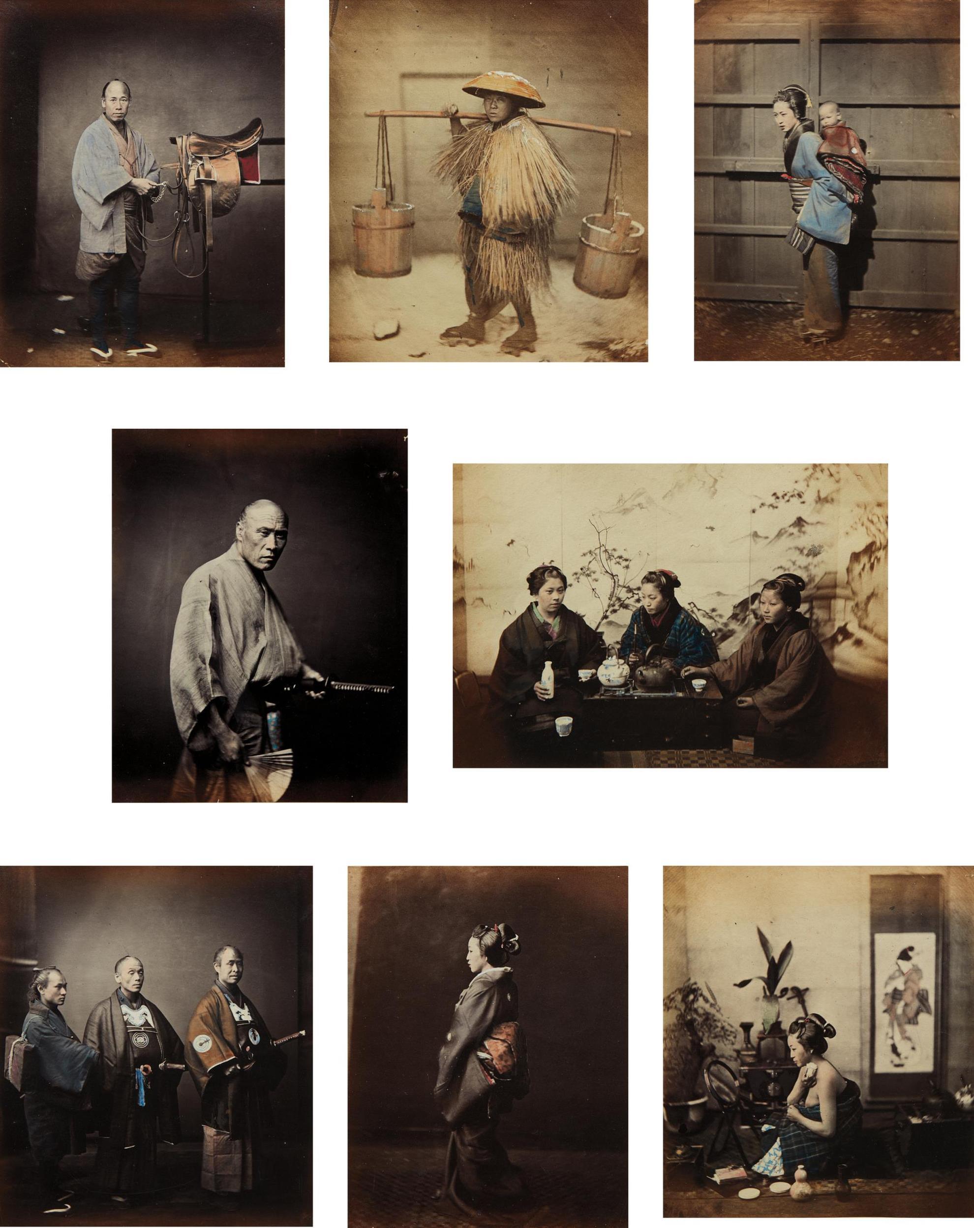 Felice Beato-Japan-1866