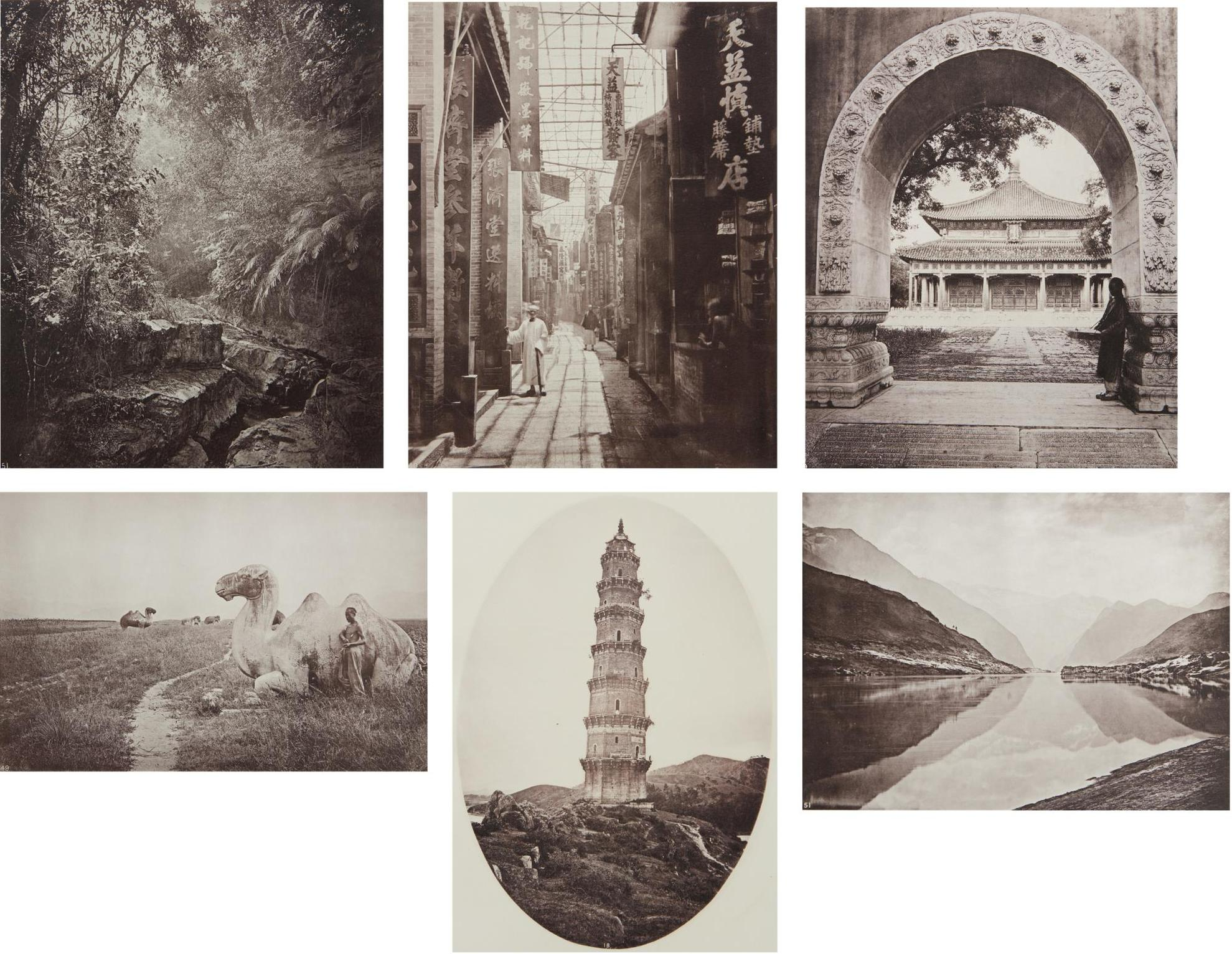 John Thomson-Illustrations Of China And Its People. A Series Of Two Hundred Photographs, With Letterpress Description Of The Places And People Represented-1874