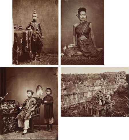 Emile Gsell - Cochinchine Francaise - Cambodge (French South Vietnam And Cambodia)-1875