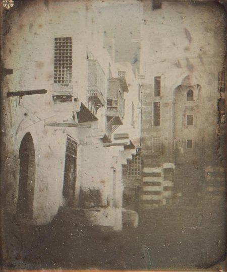 Joseph-Philibert Girault de Prangey-Kaire, Kouttab Kaidbey Rue-1843
