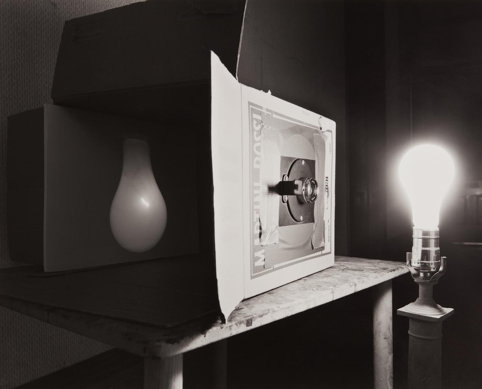 Abelardo Morell-Light Bulb-1991