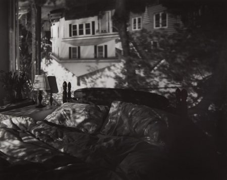 Abelardo Morell-Camera Obscura Image Of Houses Across The Street In Our Bedroom-1991