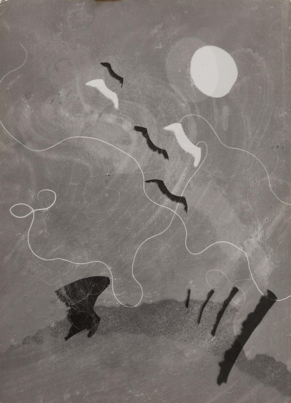 Heinz Hajek-Halke-Nordisches Marchen (Nordic Fairy Tale)-1940