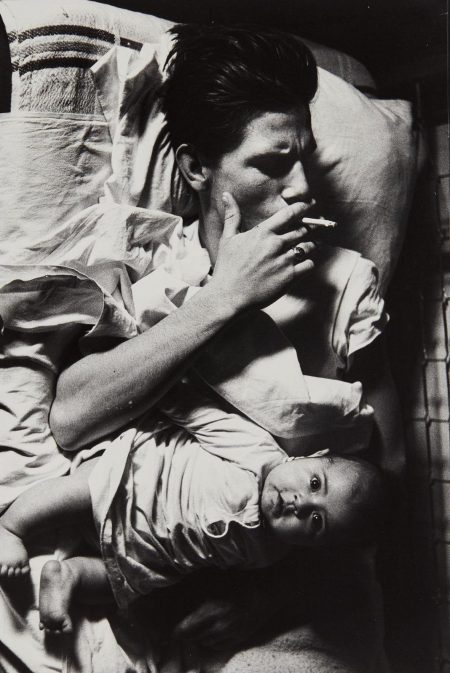 Larry Clark-Billy With Baby-1963