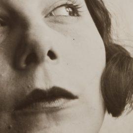 Laszlo Moholy-Nagy-Portrait Of Ellen Frank-1929