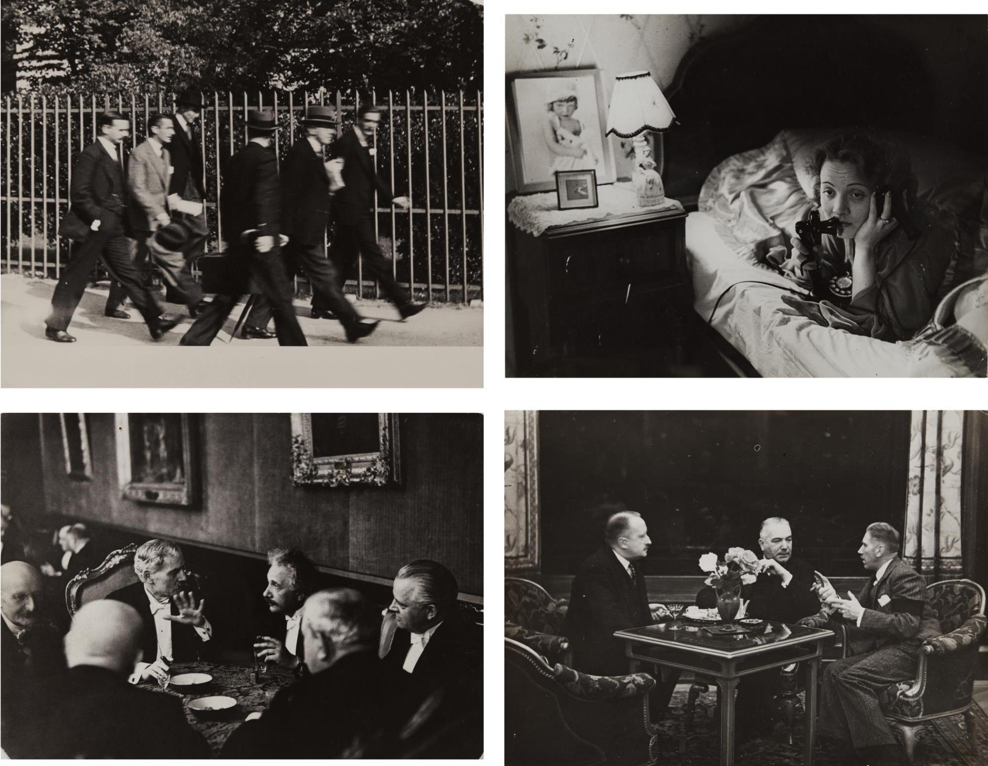 Erich Salomon - Selected Press Images-1935