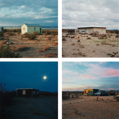 John Divola-Selected Images From Isolated Houses-1998