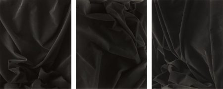 James Welling-Selected Images From Drapes-1981