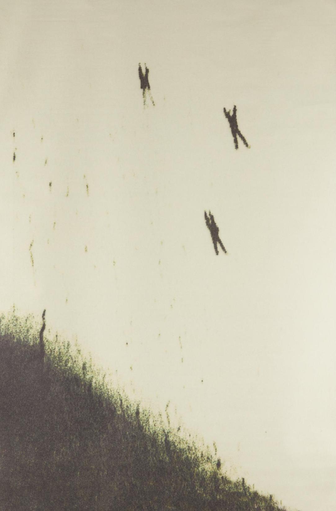 Michal Rovner-Untitled-1995