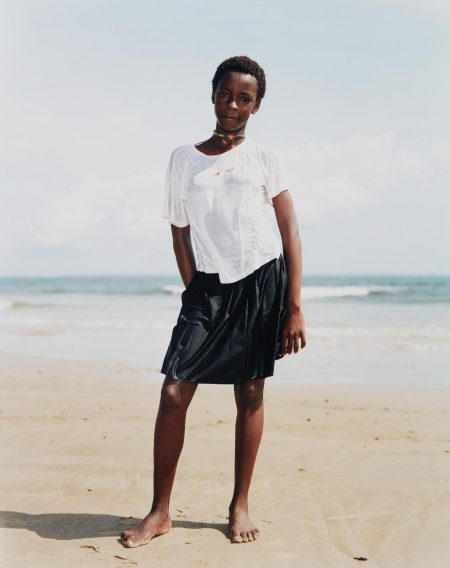 Rineke Dijkstra-Libreville, Gabon, June 2-2002