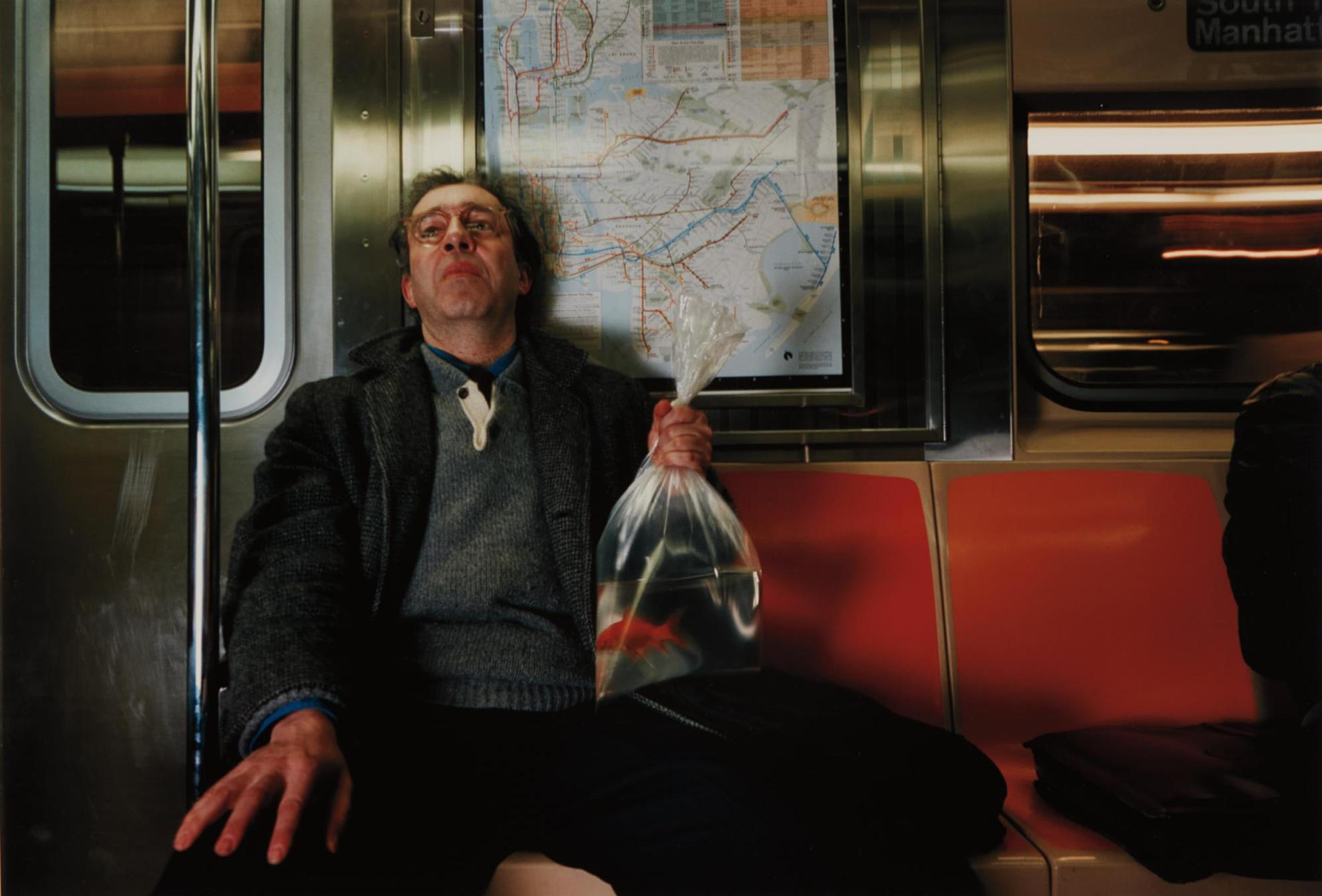 Philip-Lorca diCorcia-Igor And Fish-1988