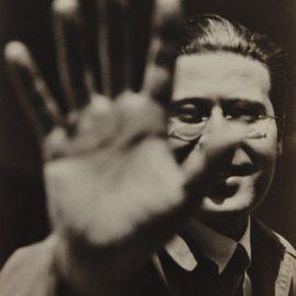 Laszlo Moholy-Nagy-Self-Portrait-1925