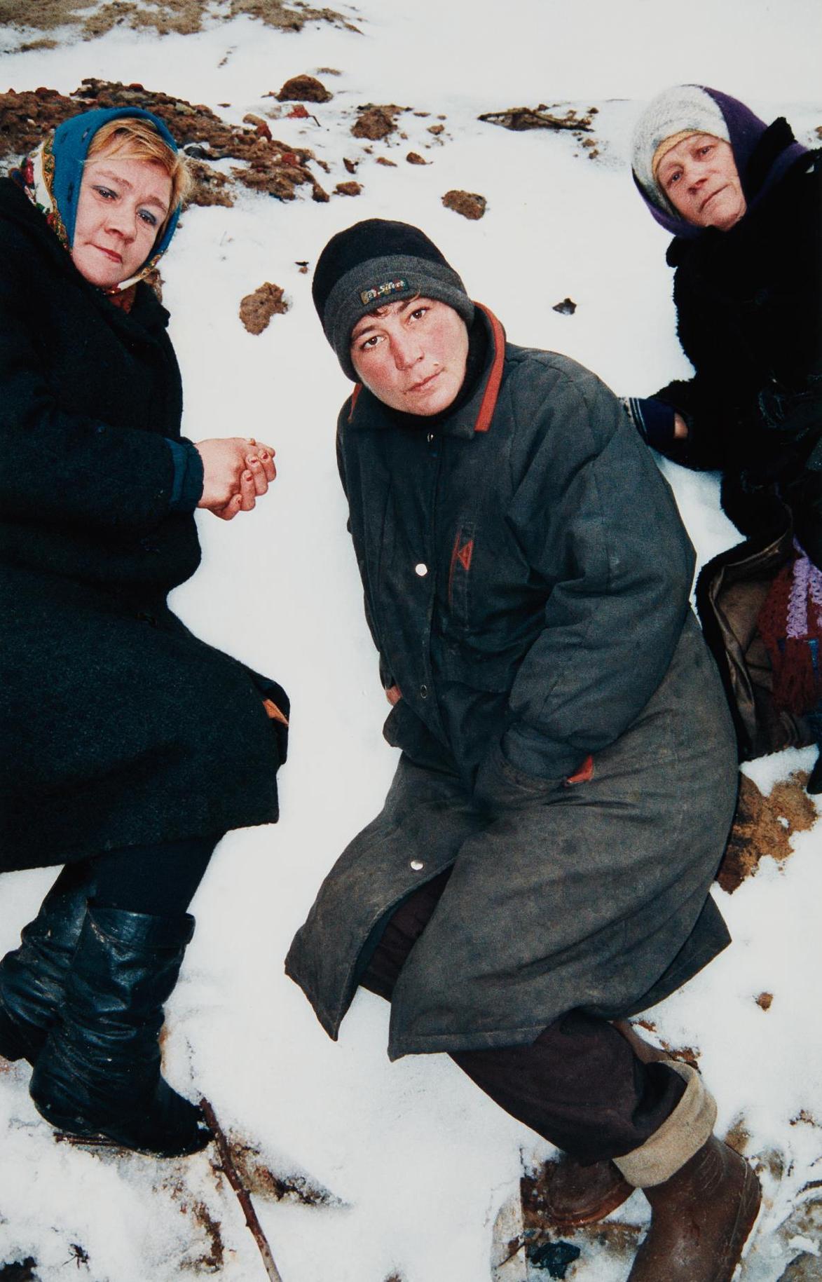 Boris Mikhailov-Untitled From Case History-1998