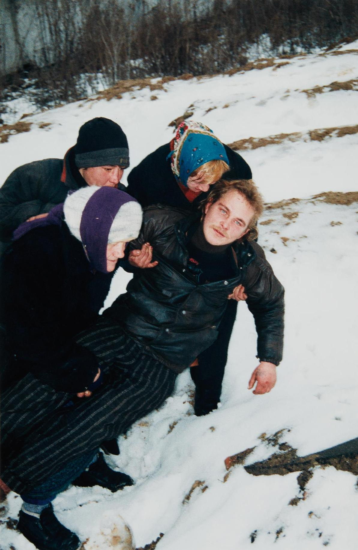 Boris Mikhailov - Untitled From Case History-1998