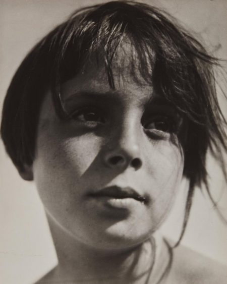 Aenne Biermann - Helga 9 1/2 Jahre Alt (Helga 9 1/2 Years Old)-1930