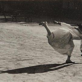 Jacques Henri Lartigue-Suzanne Lenglen-1915