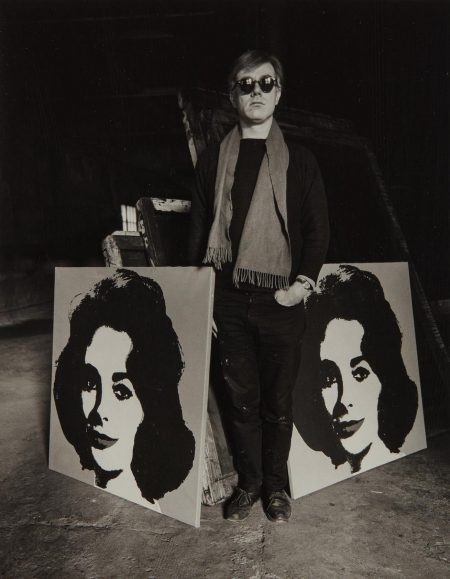 Evelyn Hofer-Andy Warhol, New York-1965