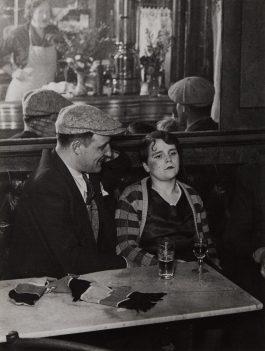 Brassai-Couple In A Bistro-1931