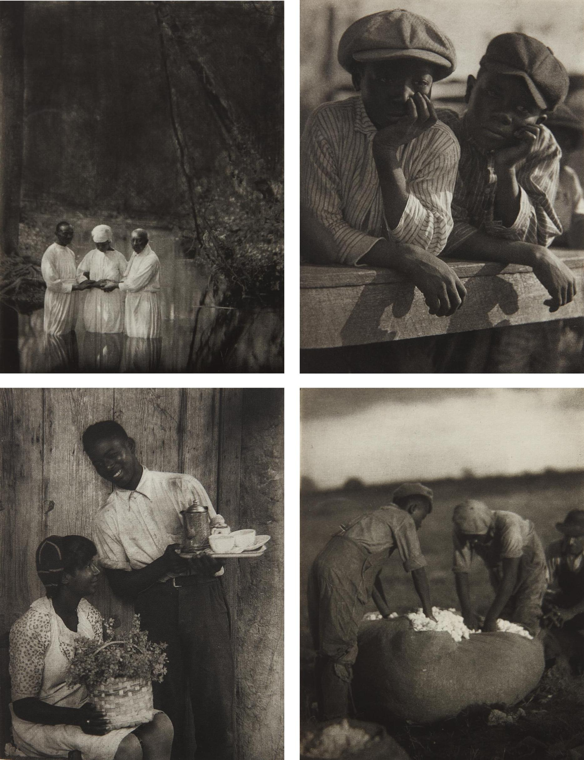 Doris Ulmann-Roll, Jordan, Roll-1933