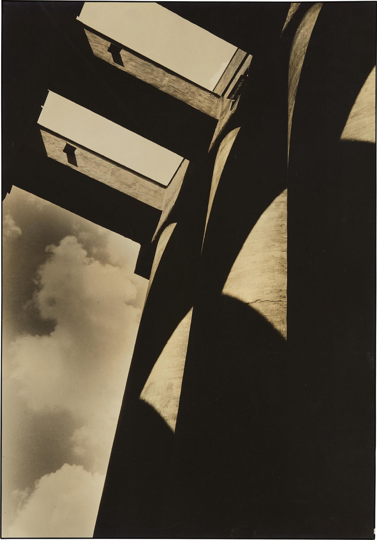 Margaret Bourke-White-Concrete Trestle-1930