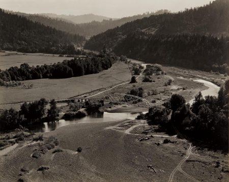 Edward Weston-South Fork, Eel River-1938