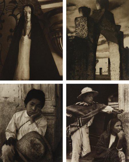 Paul Strand-Photographs Of Mexico-1940