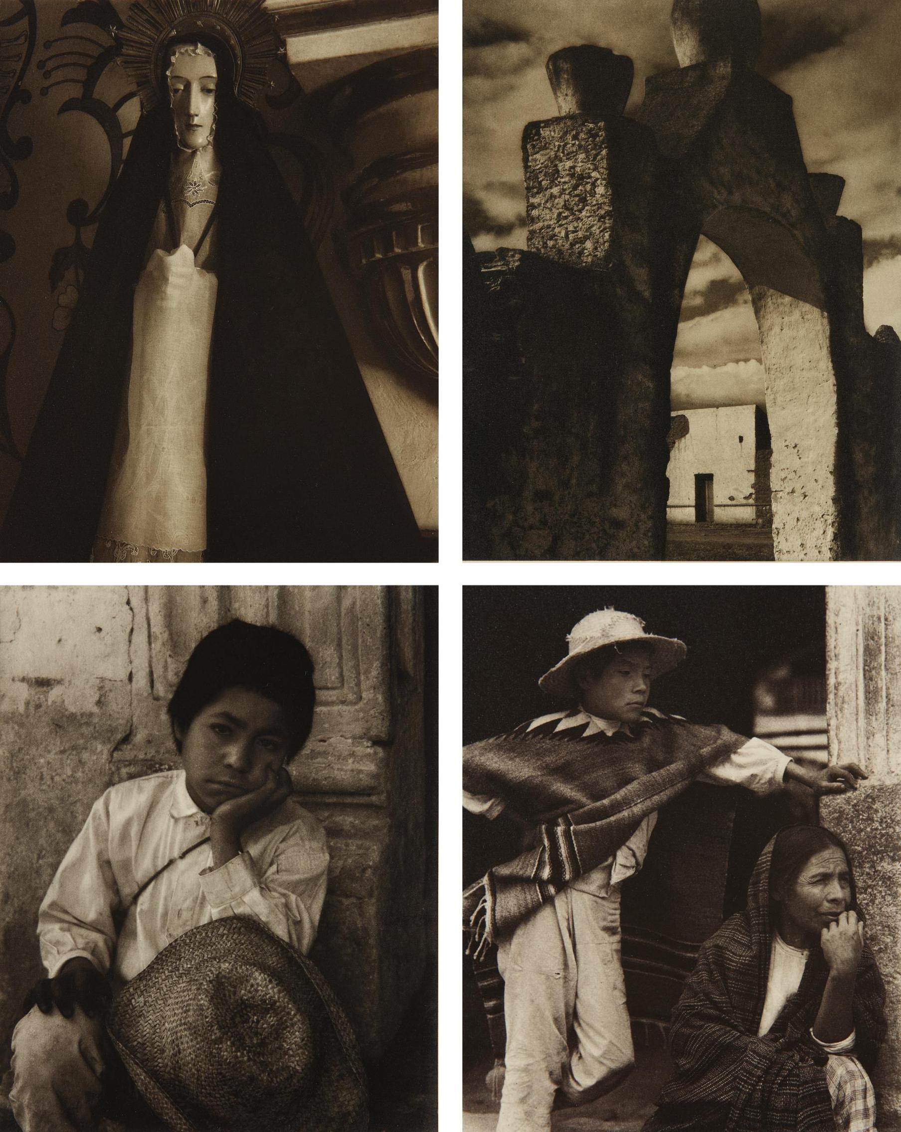 Paul Strand-Photographs Of Mexico-1940