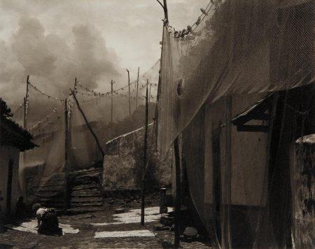 Paul Strand-The Nets, Janitzio, Lake Patzcuaro, Michoacan, Mexico-1933