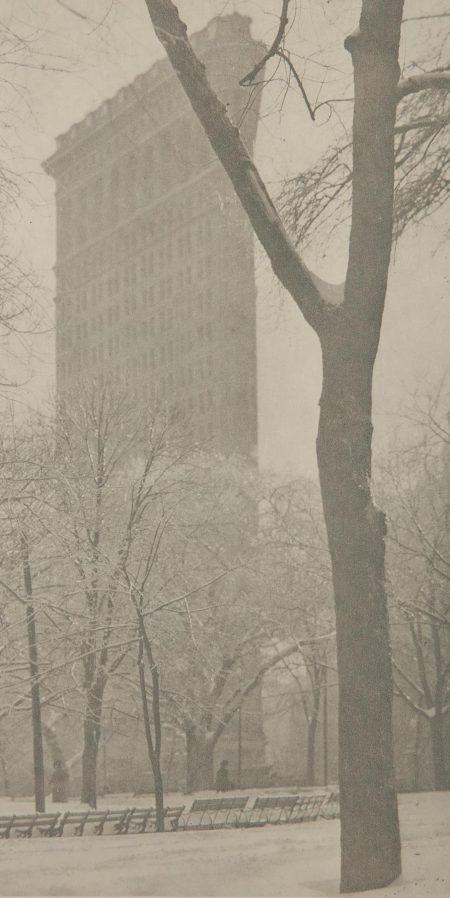 Alfred Stieglitz-The Flatiron-1903