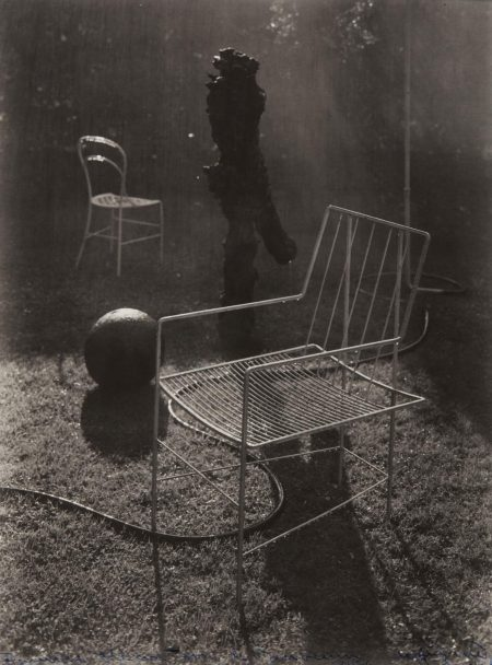 Josef Sudek-Memories Of An Evening Walk-1959