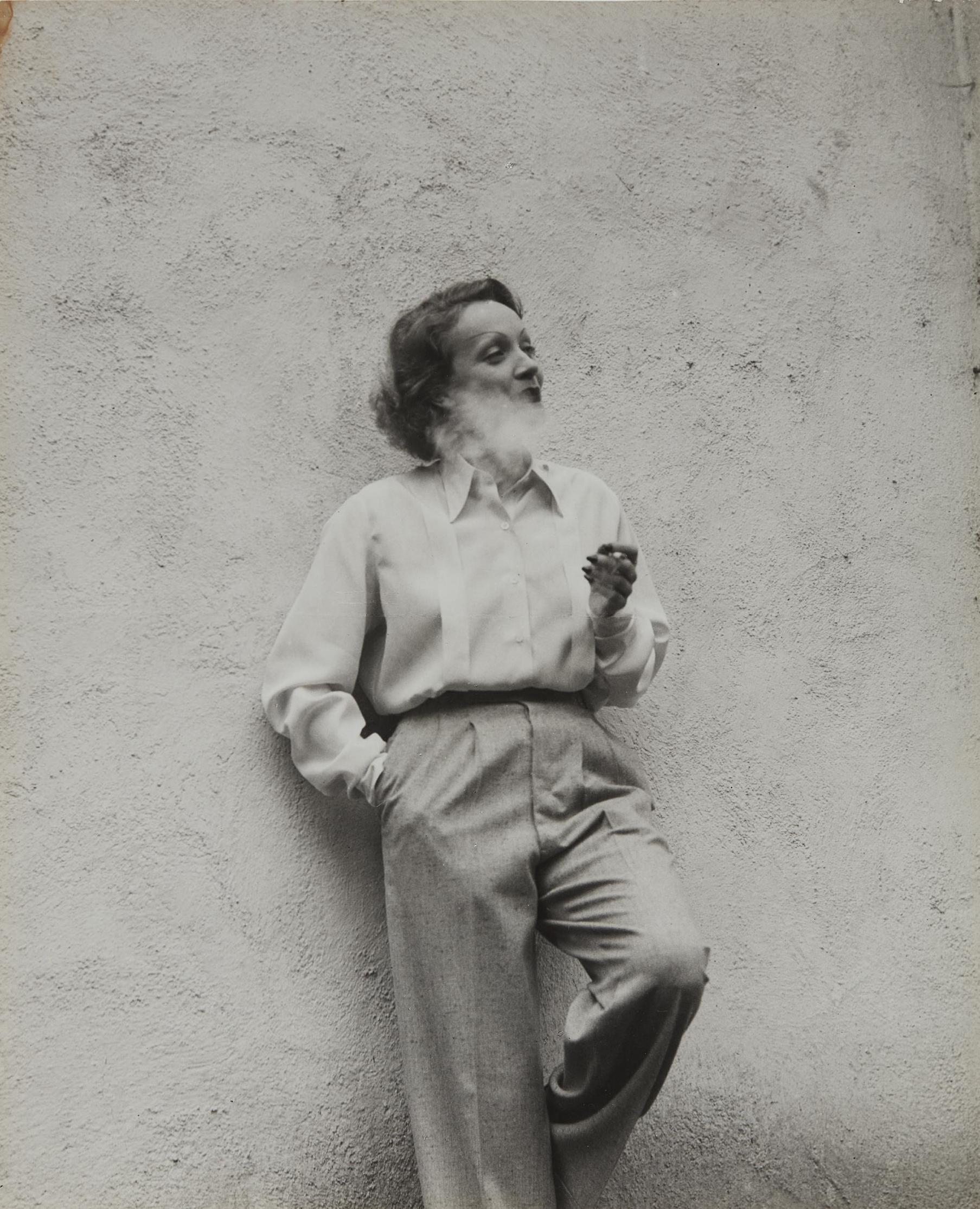 Martin Munkacsi-Marlene Dietrich-1935