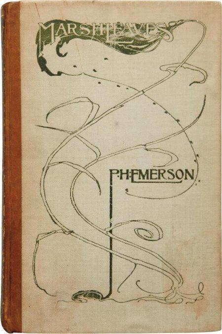 Peter Henry Emerson-Marsh Leaves-1895