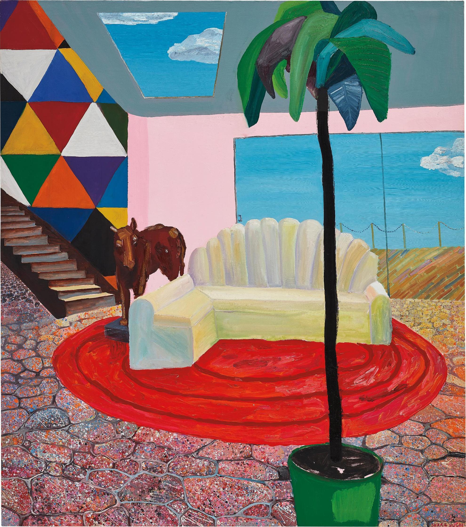 Shara Hughes-Untitled-2005