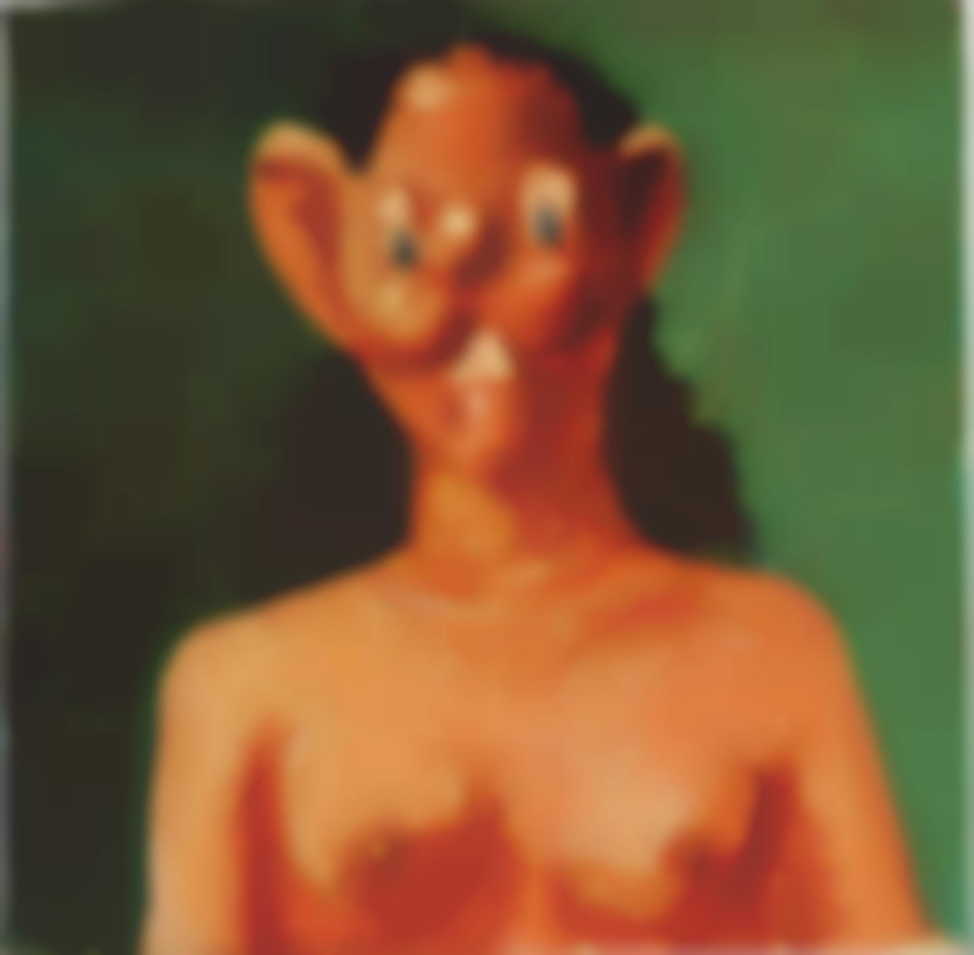 George Condo-Untitled-2000