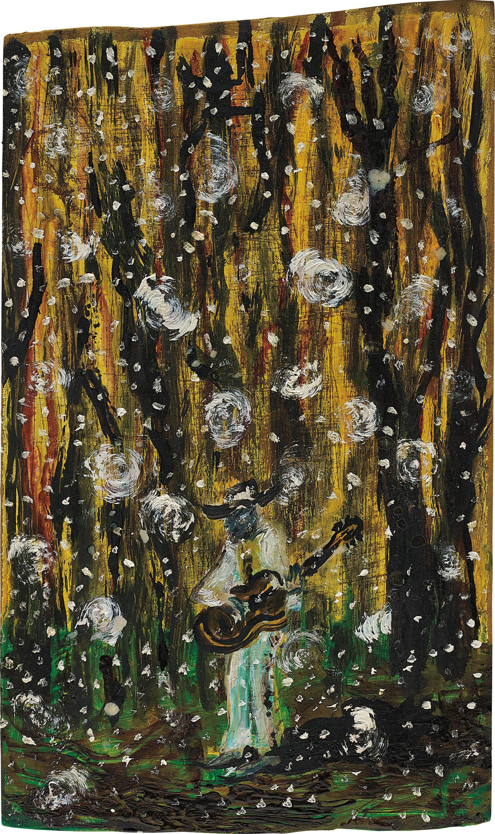 Peter Doig-Untitled-1991