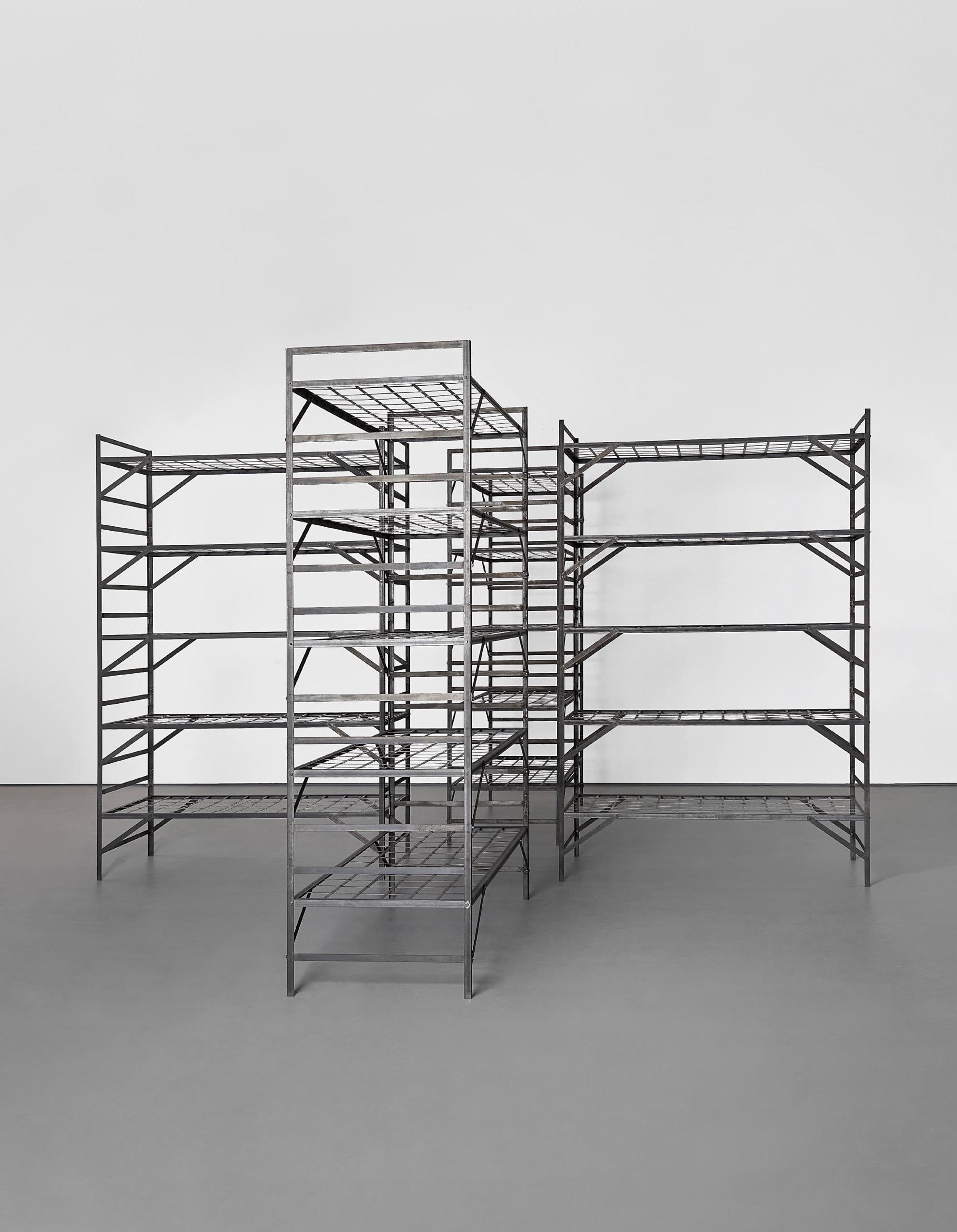 Mona Hatoum-Quarters-1996