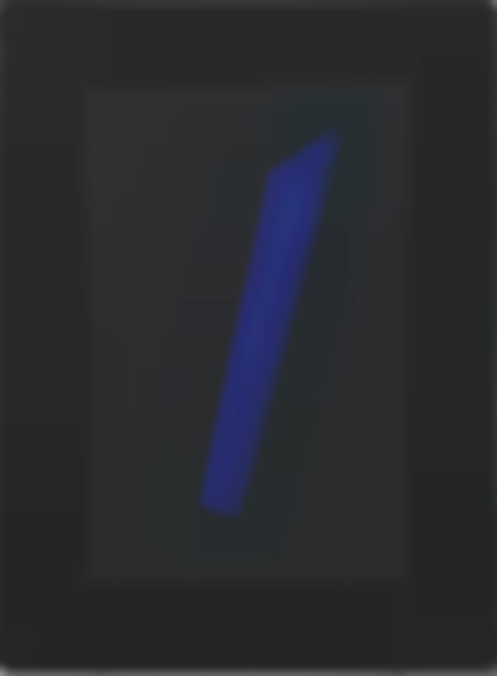 James Turrell-Hologram Series, #03 (Biau) - September 2001-2001