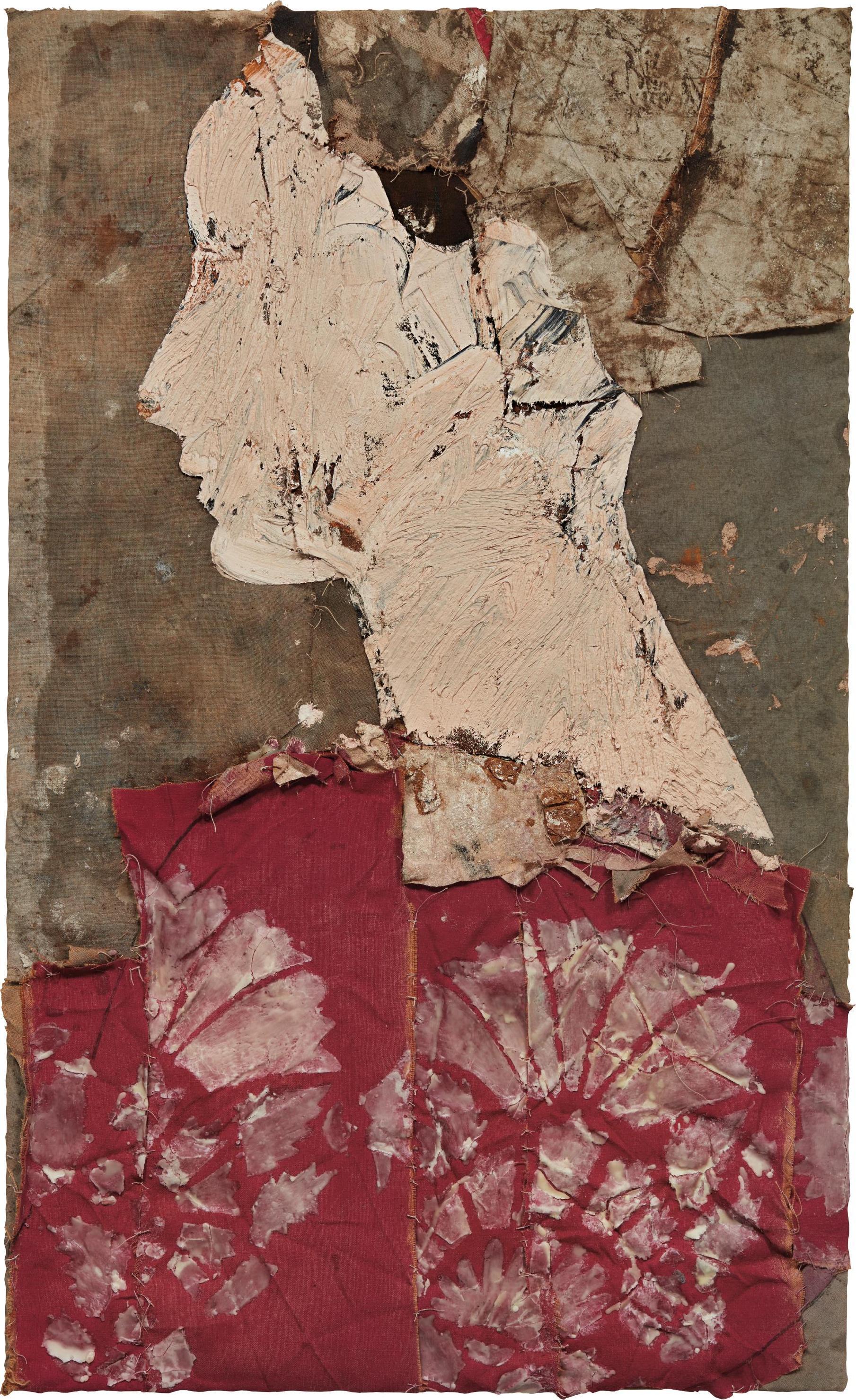 Manolo Valdes-Retrato De Una Joven De La Nobleza-1992