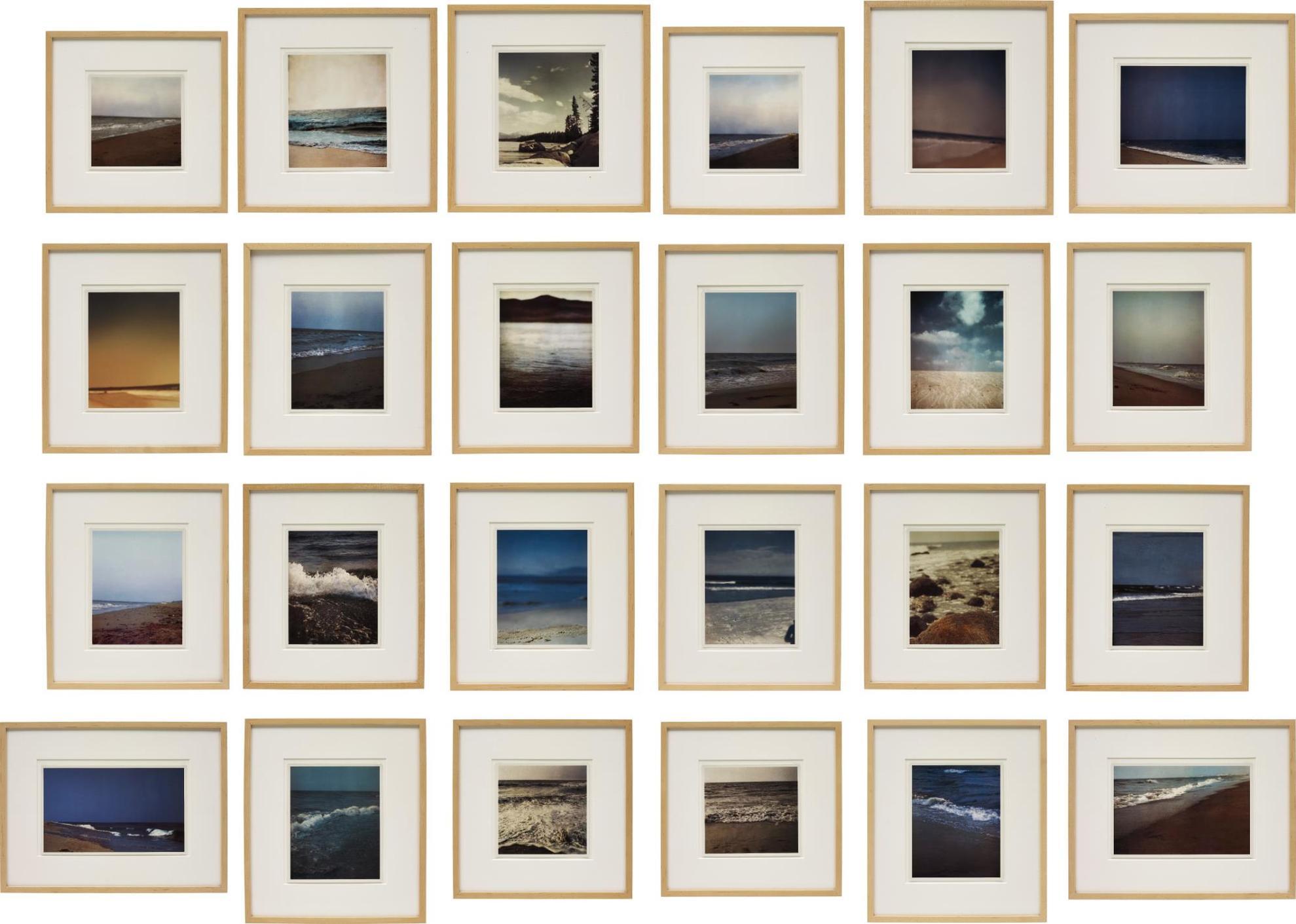 Paul Pfeiffer-24 Landscapes-2000