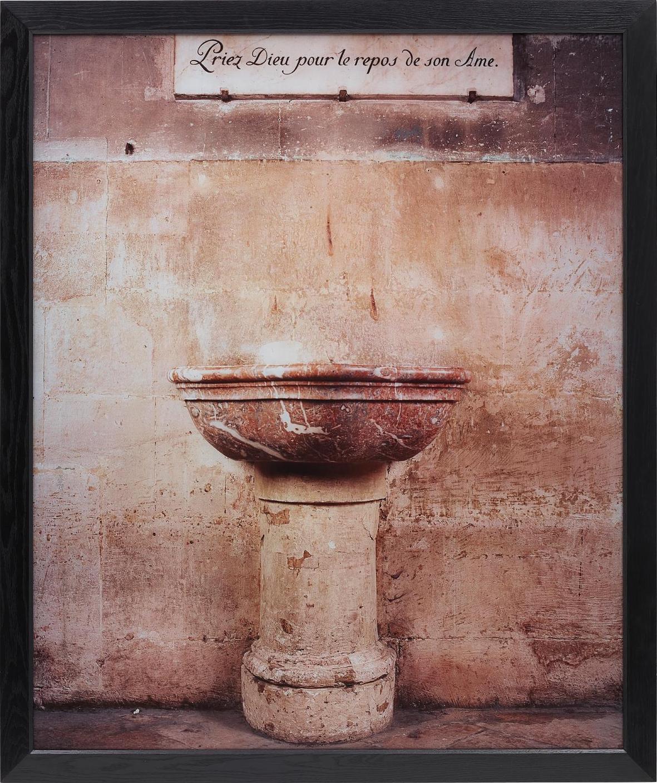 Andres Serrano-The Church (St. Eustache V)-1991