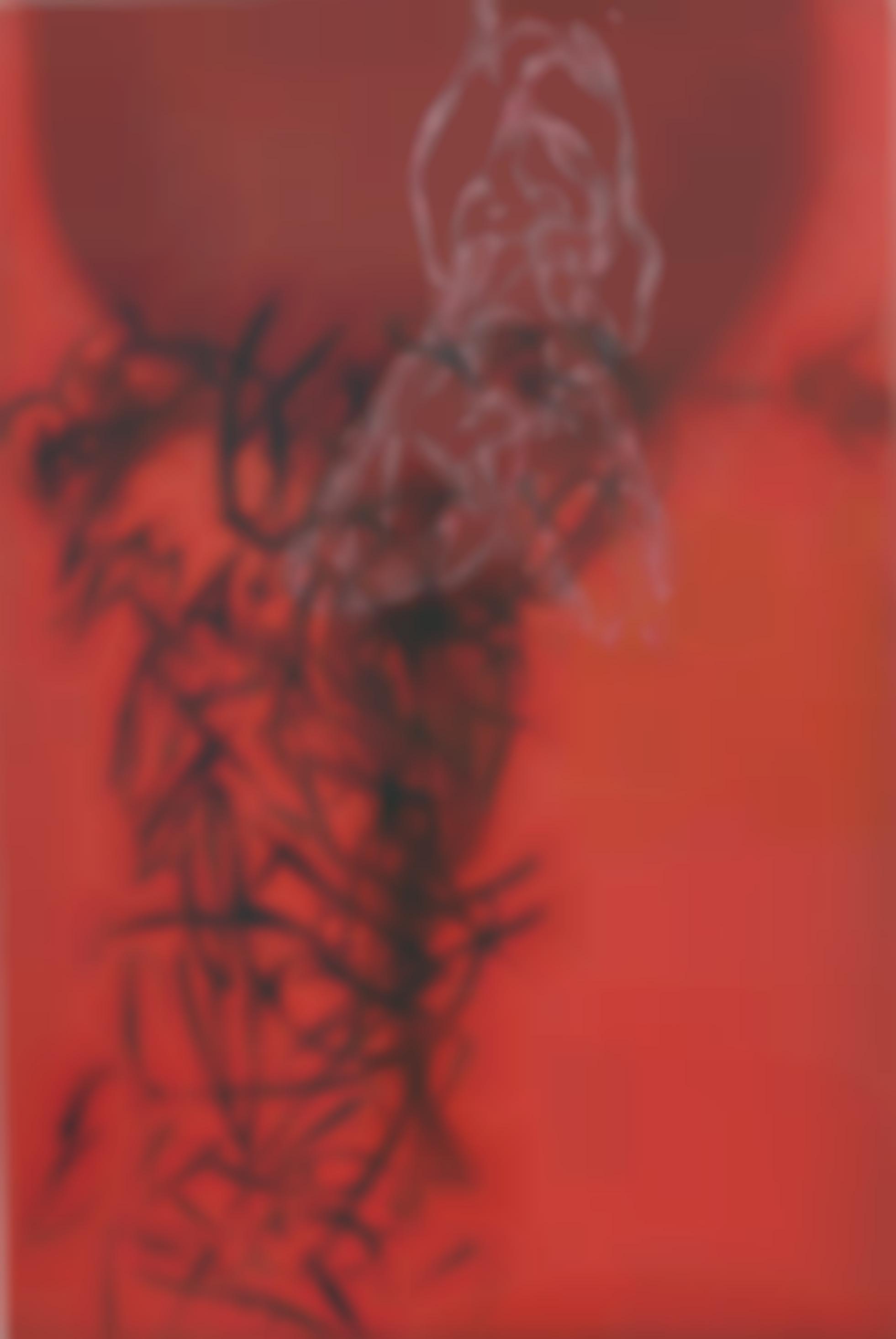 David Salle-The Precursors Sublime-1981