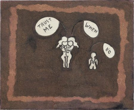 William Copley-Trust Me, When, No-1963