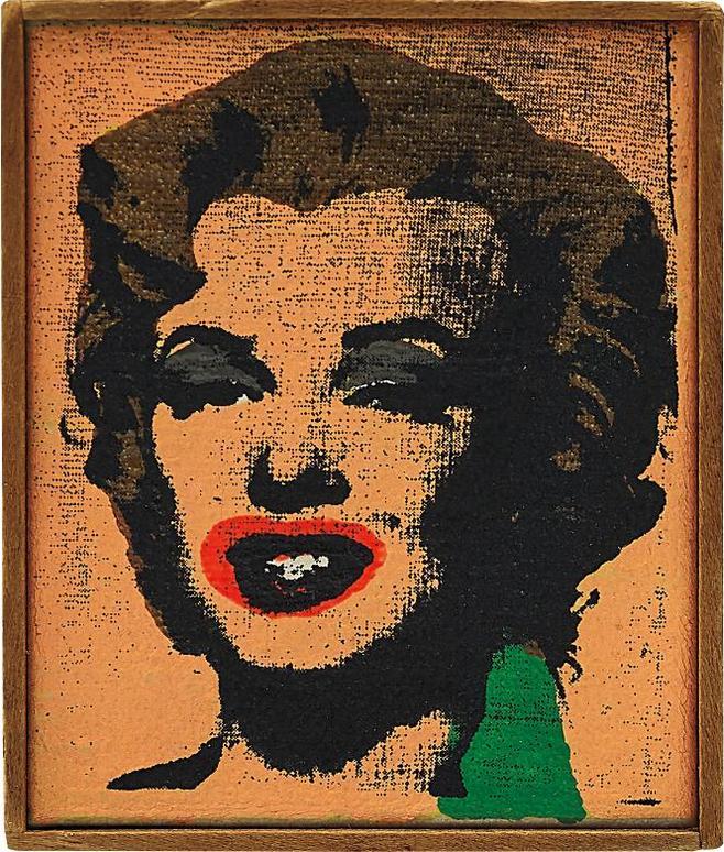 Richard Pettibone-Pink Marilyn-1973